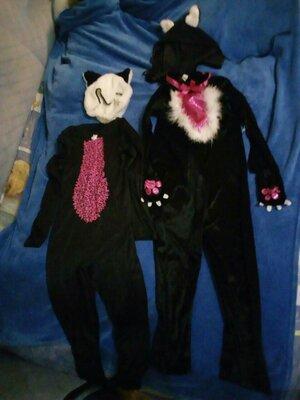 Карнавальный костюм Кот и Кошка