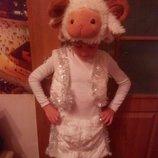 Карнавальный костюм Барашка Овечка