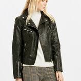 Куртка косуха женская кожаная новая Турция L XL XXL 46 48 50 52