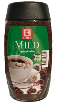 Кофе растворимый K-Classic Mild 200 г. милд Kaufland