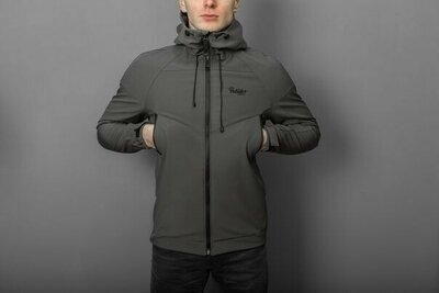Pobedov Jacket Soft Shell Grey
