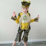 Прокат Карнавальный костюм костюм жабка, жабеня, лягушка, лягушенок, жаба, жабка