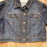Куртка джинс. р.48/50.Etam.