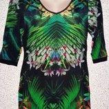 Красивая туника -платье от бренда Ana Alcazar Оригинал