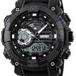 Мужские водонепроницаемые часы Skmei Tornado. Спортивные наручные часы
