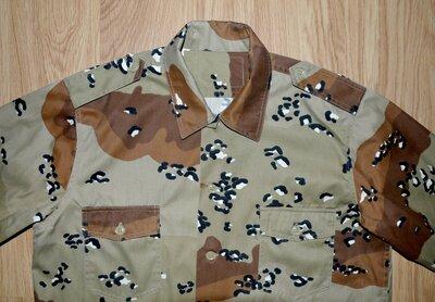 Рубашка Military original L б.у. Y1P4-1