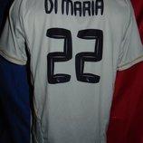 Спортивная футбольная футболка La Sportiva ф.к Реал .De Maria. s-m
