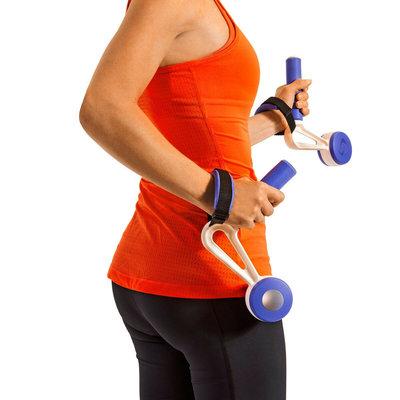 Гантели утяжелители для спортивной ходьбы и фитнеса