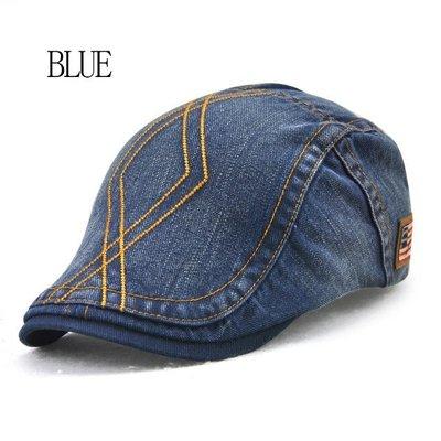 Стильная джинсовая кепка унисекс 6 цветов