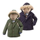 Куртка парка для мальчика Pocopiano Германия 74-80,86-92, 98-104, 110-116 демисезонна