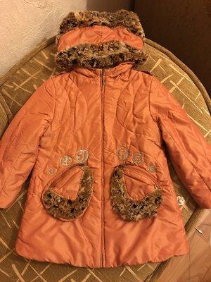 Супер курточка-пальто Кошка