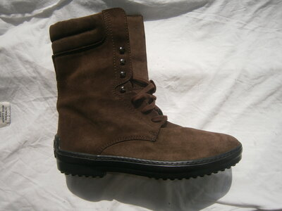 ботинки замшеві kroll оригінал р. 42 см 27.5