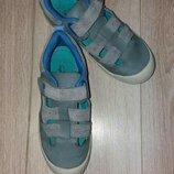 Туфли мокасины Marks&Spencer р.13 стелька 20 см.