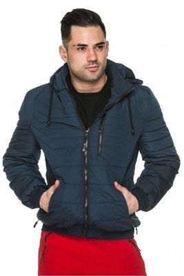Стильная мужская короткая куртка 48, 50, 52, 54, 56
