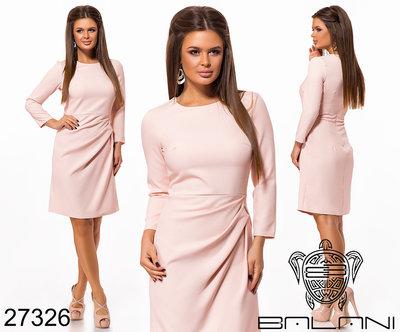 Короткое стильное женское платье