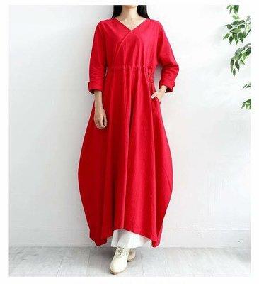 Платье бохо натуральный лен, многослойный наряд, любой цвет, 2 в 1, 3 в 1 размер XS-12XL