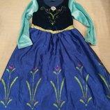 Продам в новом состоянии, фирменное Disney,красивенное платье Анны, Эльзы5-7 лет.