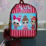 Рюкзак лол lol куколки в наличии