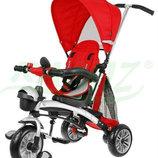 Детский велосипед sport trike explorer air надувные колеса. Польша. Н.