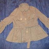 Курточка-Плащик, куртка, ветровка