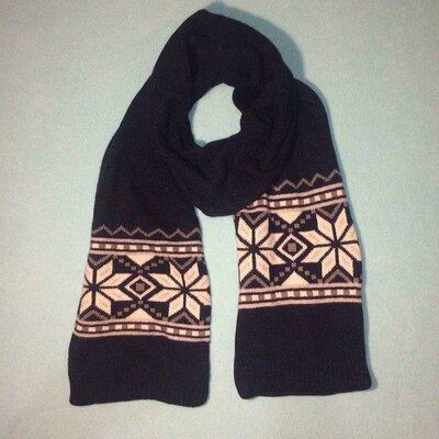 Тёплый шарф TCM Tchibo