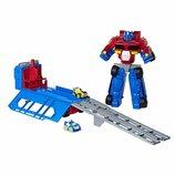 Трансформеры большой комплект Transformers Оптимус Прайм 38 см