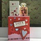 Духи на день Валентина