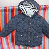 Демисезонная стеганая куртка Mamas&Papas 9-12 м