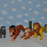 Фирменный очень редкий набор фигурки Книга джунглей Маугли Дисней Disney