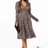 Стильное женское короткое платье ангора на тонком подкладе с люрексом