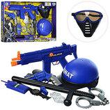 Игровой набор полиции 33550 для мальчика