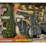Игровой набор полиции 33480 Combat
