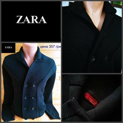 Джемпер от Zara, оригинал, р.М, пр-во Испания, шерсть