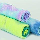Йога полотенце Kindfolk 8370 коврик для йоги 1,83x0,61м, микрофибра 3 цвета