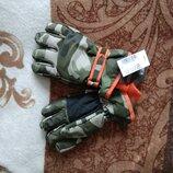 Перчатки краги Childrens place. размер 8. Маломерки