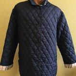 Новая куртка стегонка BURBERRY оригинал размер L-XL