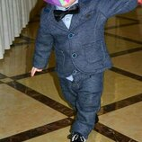 Шикарний костюм для хлопчика