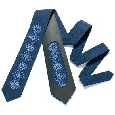 Вишита краватка