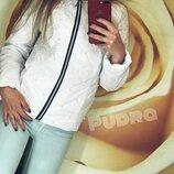 Куртка Синтепон , стежка, декор - белый жемчуг Очень нежная, красивая, наилучшего качества