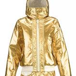 Сноубордическая куртка Burton X L.a.m.b золотая S горнолыжная