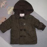 пальто для мальчика рост 71 см