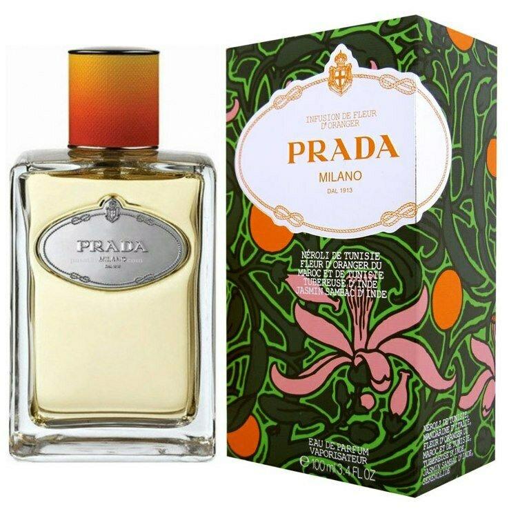 женская парфюмированная вода Infusion De Fleur D Oranger Prada 235