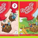 Продам цветная копия Fly High 1,2,3,4 Class Book Work Book новый комплект