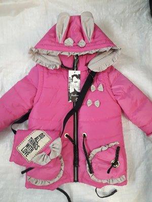 Детская куртка жилетка д14