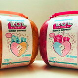 Чемодан оранжевый сердце сюрприз L.O.L. LOL Лол 556268