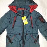 Куртка жилетки для мальчиков М12