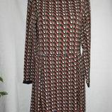 Платье с геометрическим принтом next 10p