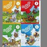 Новые комплекты Fly High pupil's book activity book 1,2,3,4.Все уровни