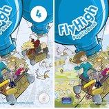Продам Fly High 4 Pupil's Book Activity Book.Все уровни 1,2,3,4
