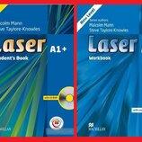 Продам копии Laser А2 class book student book , Laser А1 class Book student book